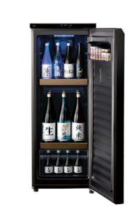 sake cabinet