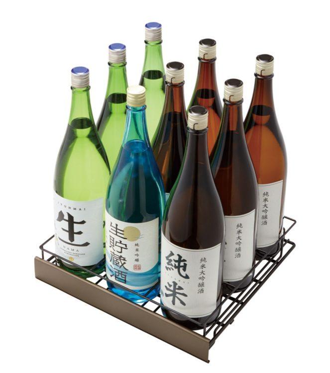 生酒や純米酒のイメージ写真
