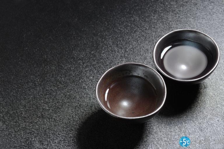 日本酒は一合あたり約180ml。他のお酒とアルコール度数の比較も紹介