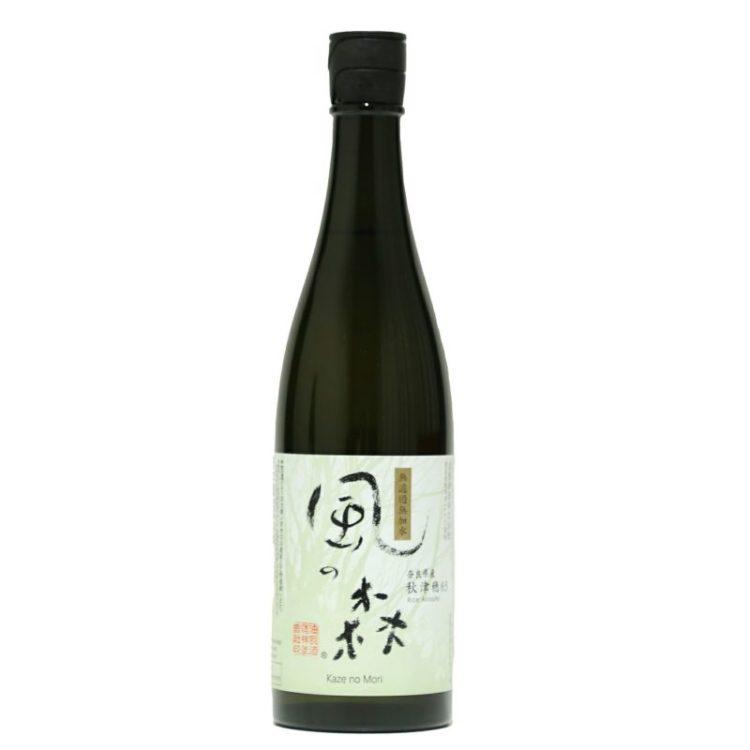 風の森 秋津穂 657 純米奈良酒 無濾過生