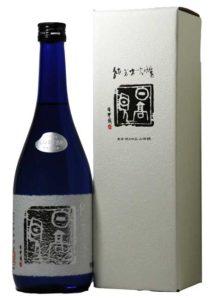 日高見 純米大吟醸 ブルーボトル 720ml /化粧箱入り 平孝酒造
