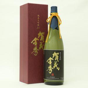 賀茂金秀 純米大吟醸 35 1.8L