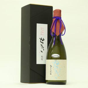 勢起 純米大吟醸 金紋錦 2004