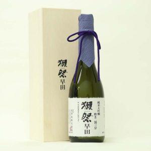 獺祭 純米大吟醸 磨き二割三分 早田 720ml
