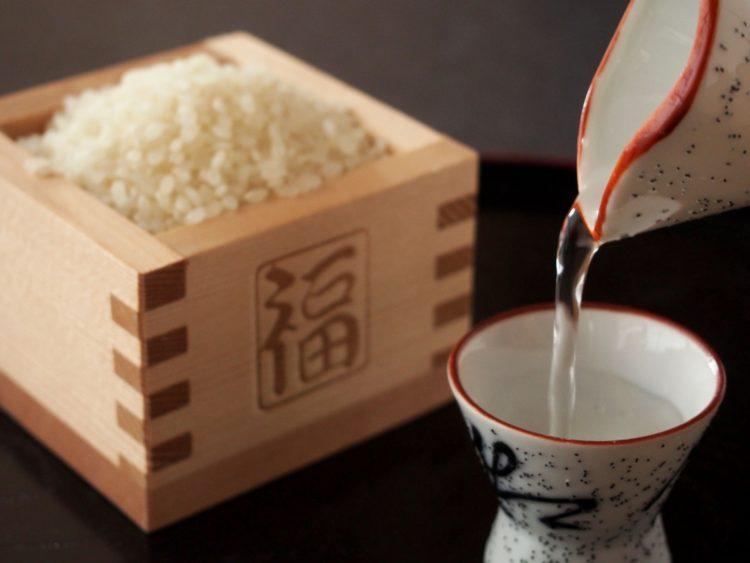 お米 日本酒 純米酒