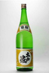 木戸泉 純米 醍醐 1800ml 木戸泉酒造