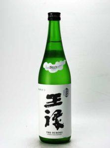 超 王祿 ☆☆☆☆ 直汲み H29BY 720ml 王祿酒造