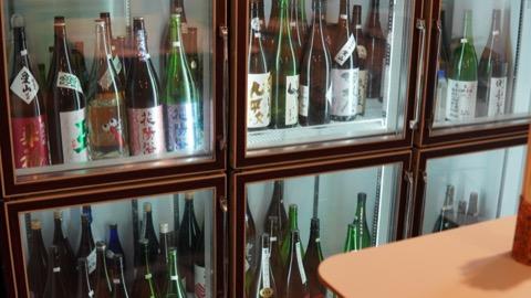 日本酒バー 新橋 旅人