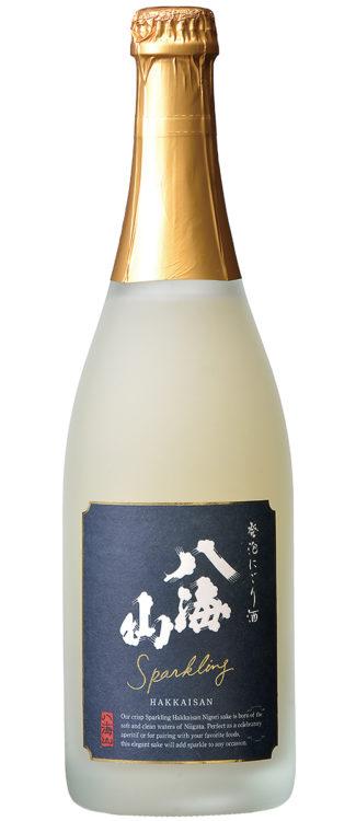 八海山スパークリング 発泡にごり酒