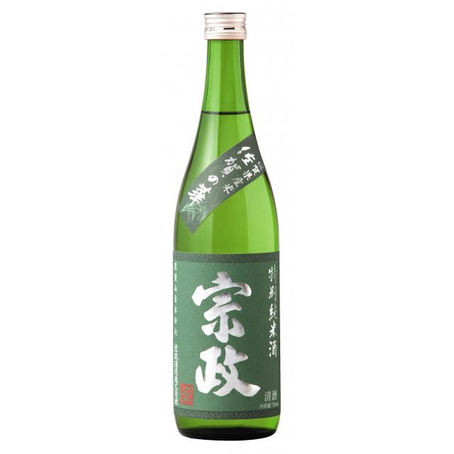 清酒 宗政 特別純米酒