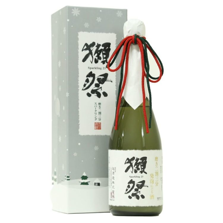 獺祭 二割三分 純米大吟醸 発泡にごり酒