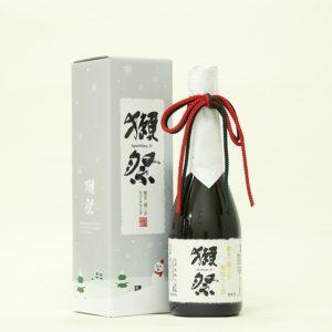 【専用化粧箱付】獺祭 二割三分 純米大吟醸 発泡にごり酒 360ml