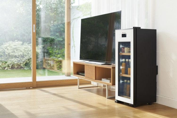 冷蔵庫、セラー
