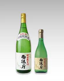 雨後の月 吟醸純米酒