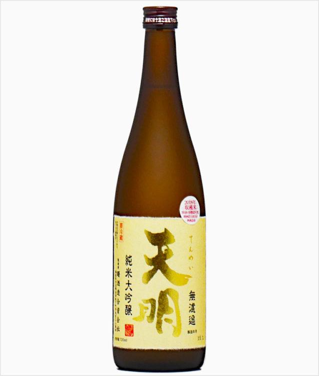 天明 純米大吟醸 夢の香40 R1BY