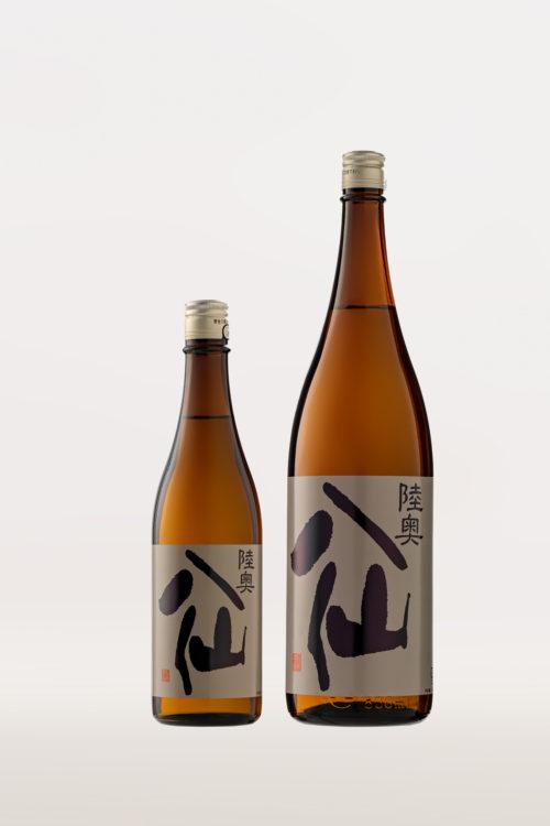 陸奥八仙 黒ラベル 純米吟醸(火入)