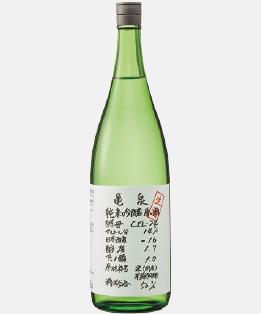 亀泉 純米大吟醸 原酒 CEL-24