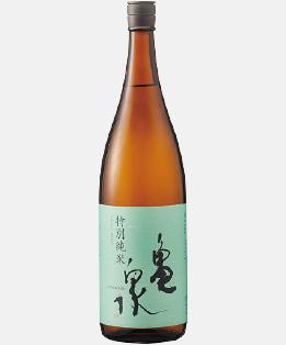 亀泉 特別純米