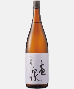 亀泉 本醸造