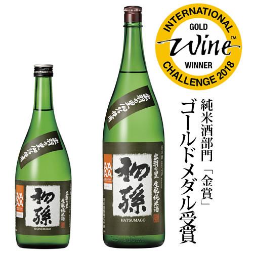初孫 出羽の里 純米酒