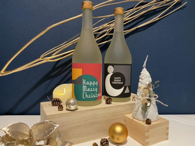 """""""日本酒だっておしゃれをしたい"""" 人気の日本酒がクリスマスの装いに。プレゼントにぴったりのクリスマス限定ラベル登場。同時に""""bloom""""をテーマとしたラベルファッションショー開催決定&作家様募集開始!"""