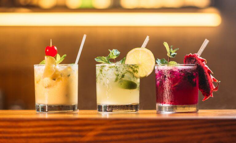 甘くておいしい日本酒カクテル14選