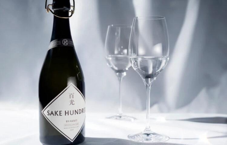日本酒ブランド「SAKE HUNDRED」のフラッグシップ『百光』が約5ヶ月ぶりに再販売。500本限定の抽選販売を1/22(金)より開始