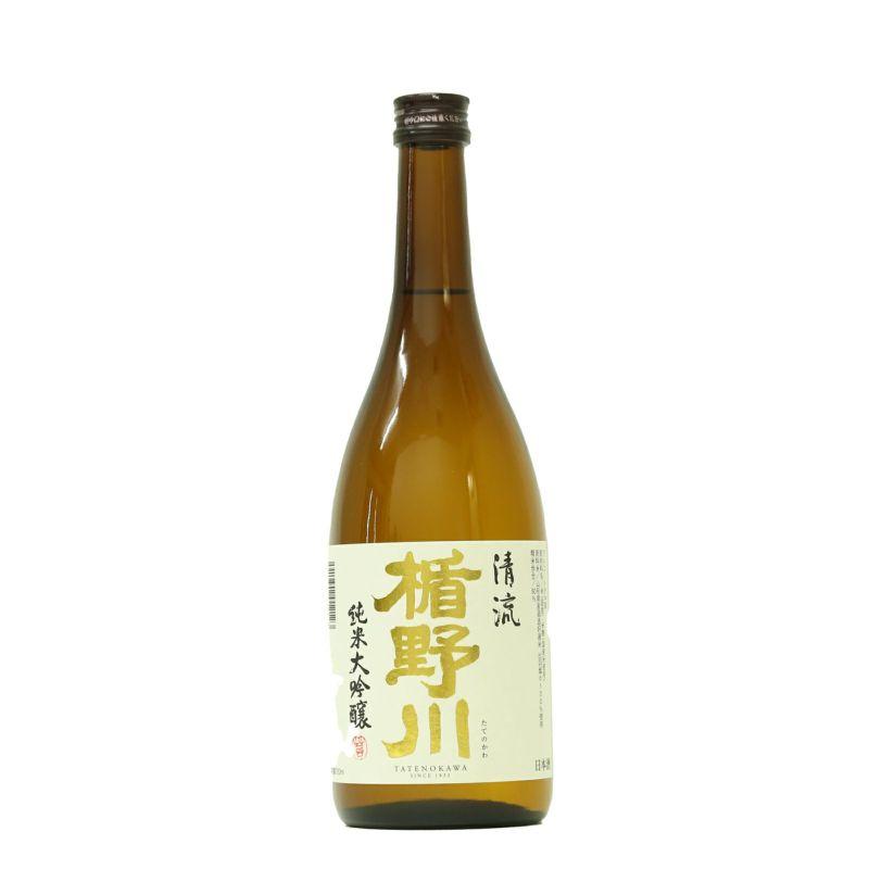 楯野川 純米大吟醸 清流