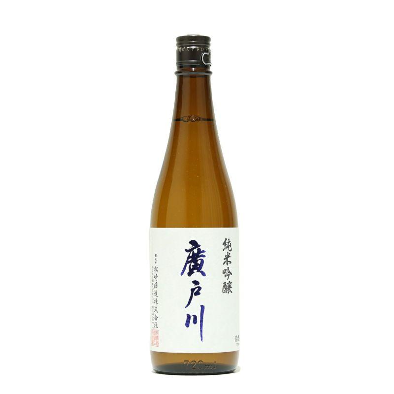 廣戸川 純米吟醸 夢の香