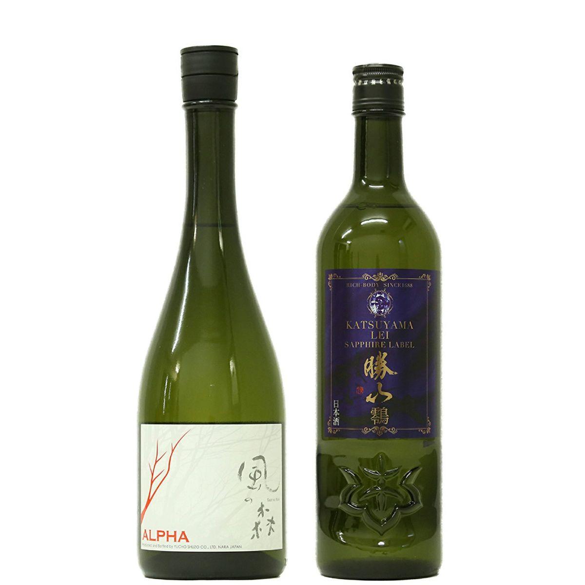 杜氏の技術が光る!低アルコール日本酒2本セット
