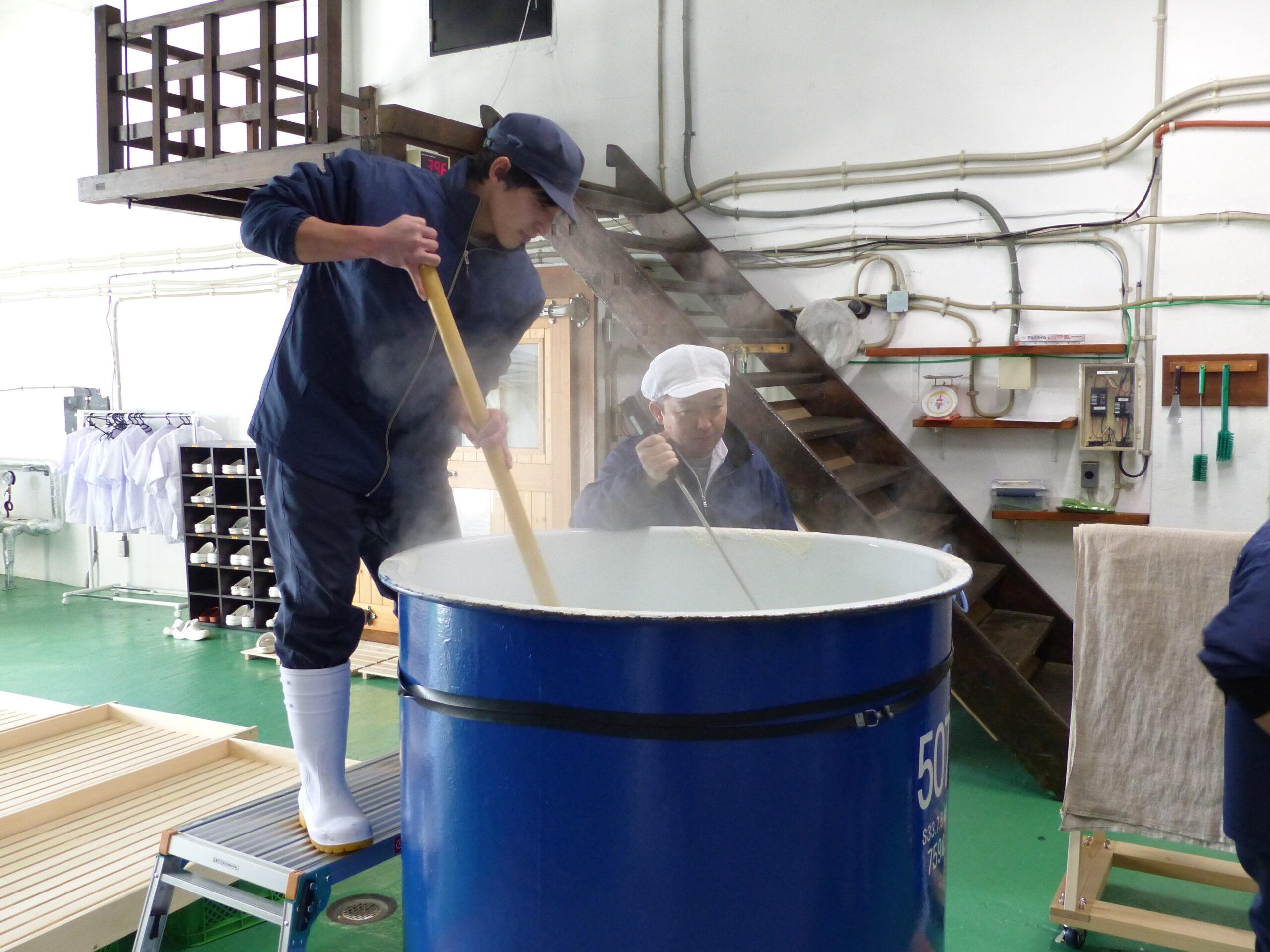 次代の生産者となる学生たちと日本酒の未来を繋ぐプロジェクト始動 「旭農高(きょくのうこう) 日本酒プロジェクト ~未来に繋げ!あさひかWA 地域ブランド確立への道~」