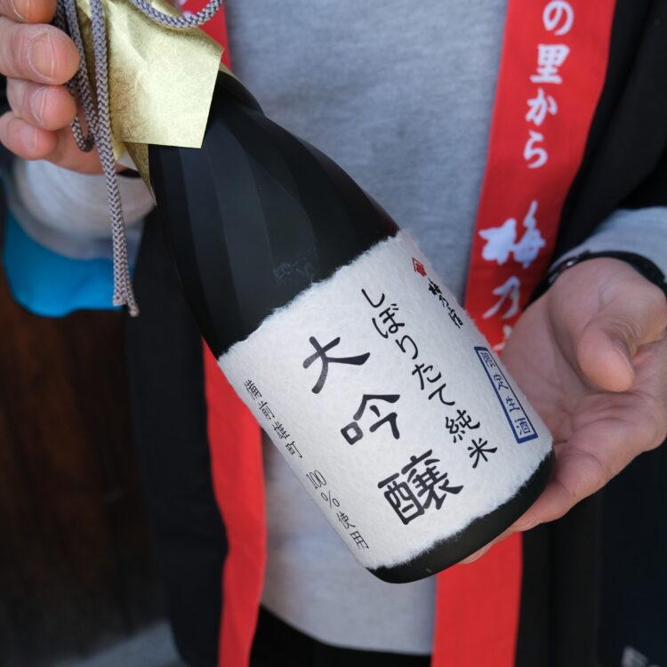 【ご案内】インスタライブ開催!! 生の純米大吟醸をリアルタイムで 搾って、 先着50名様に特別販売いたします。