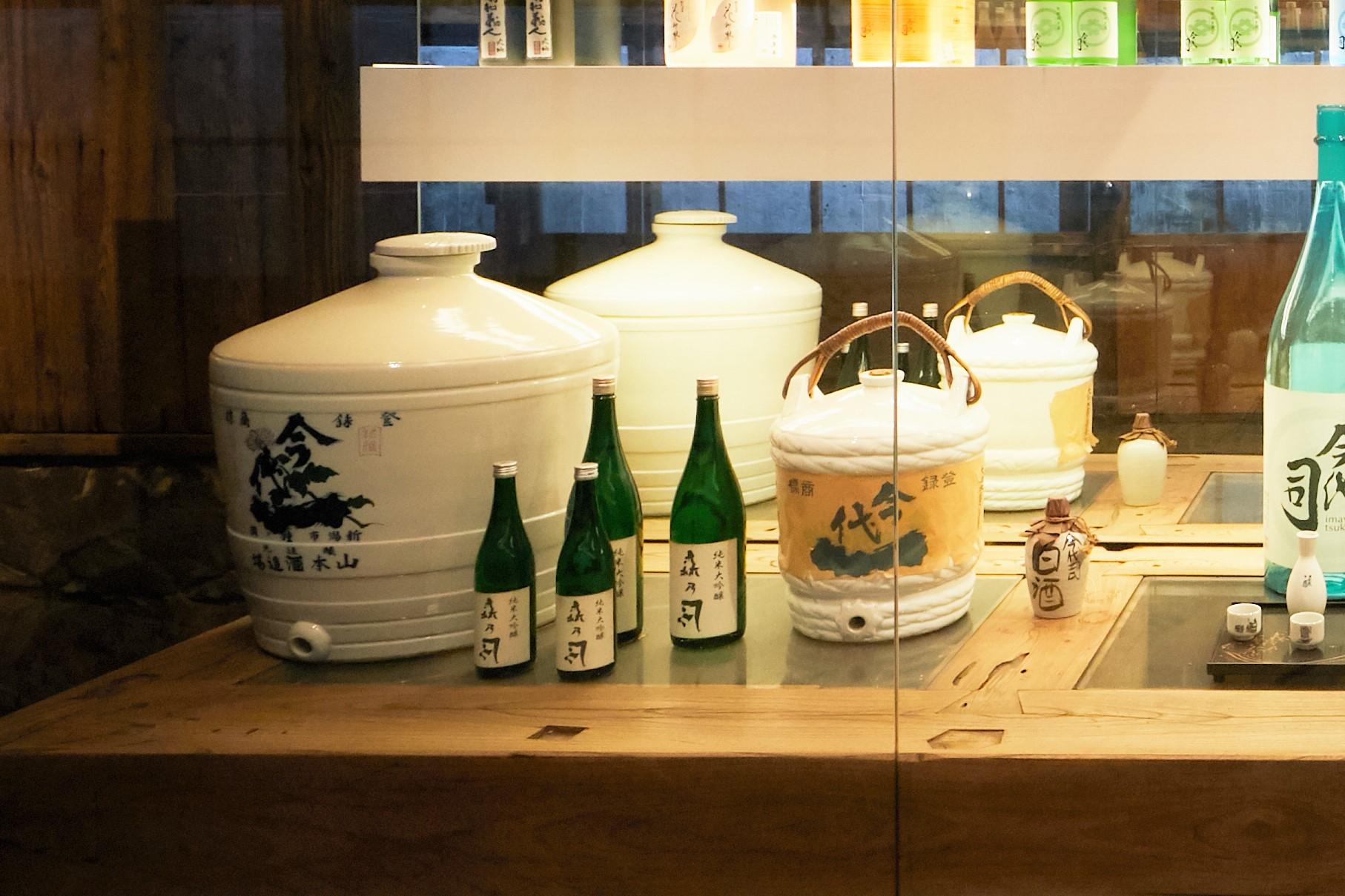 今代司酒造 直売店で『蔵元限定純米酒 今代一(いまよいち)』4月28日(水)発売!明治期のレトロなラベルを復刻、木桶仕込み純米酒をつかったオリジナルブレンド