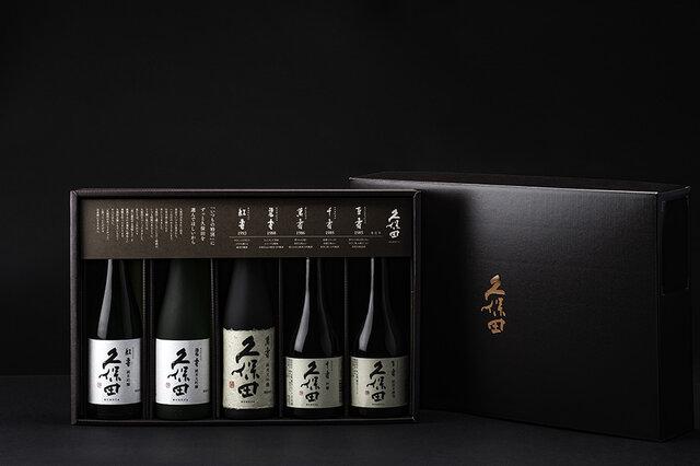 【KUBOTAYA】父の日に贈りたい、おすすめの日本酒ギフト5選