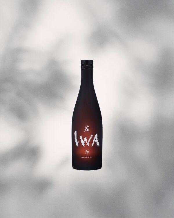 リシャール・ジョフロワによる日本酒ブランド 「IWA」リリース第2弾となる「IWA 5 アッサンブラージュ 2」を発売