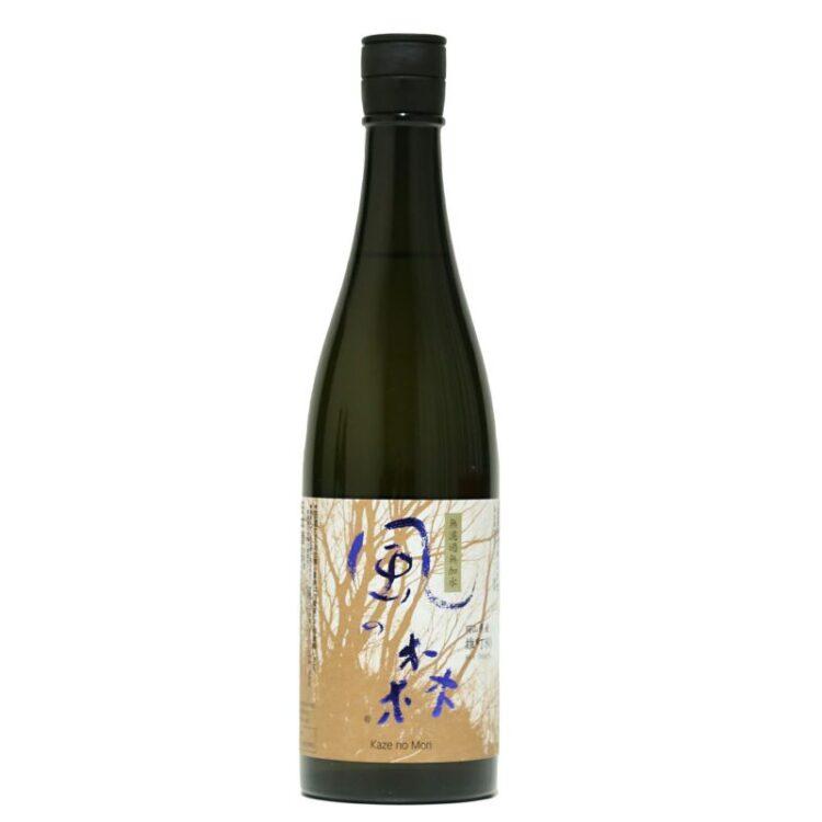 風の森 雄町 807 純米奈良酒 無濾過生