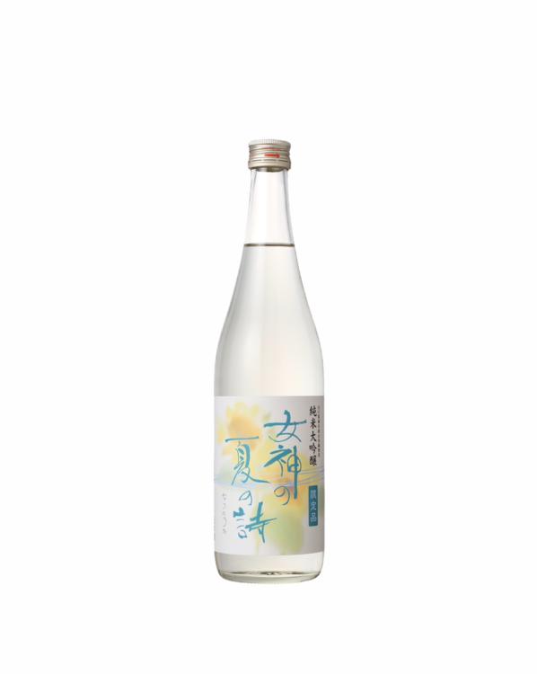 地域商社やまぐち×澄川酒造場 「純米大吟醸 女神の夏の詩」期間限定で販売!