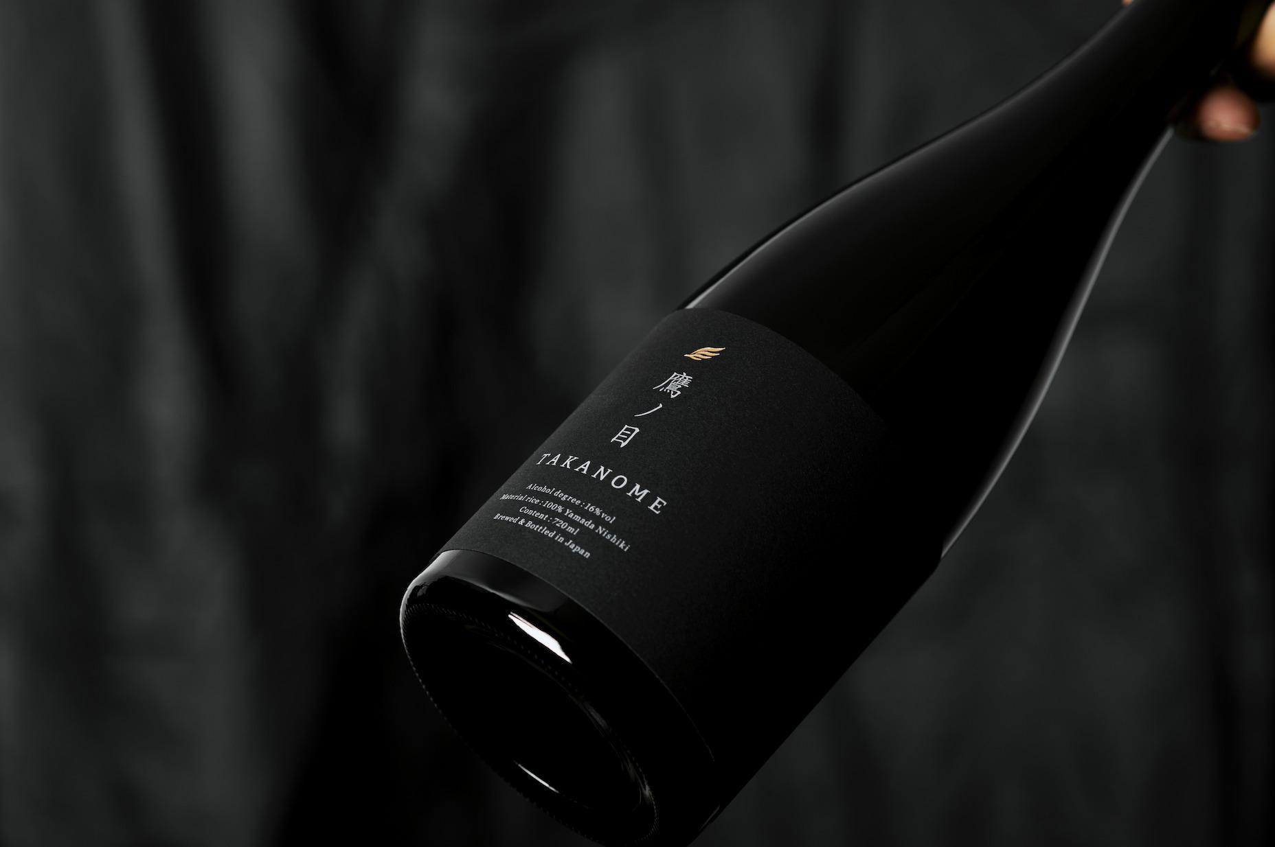 急成長中の日本酒D2Cブランド「鷹ノ目」が「TAKANOME」へリニューアル。味わいを引き上げ、パッケージ、ラベル、ロゴも刷新。五感で楽しむ日本酒へ。