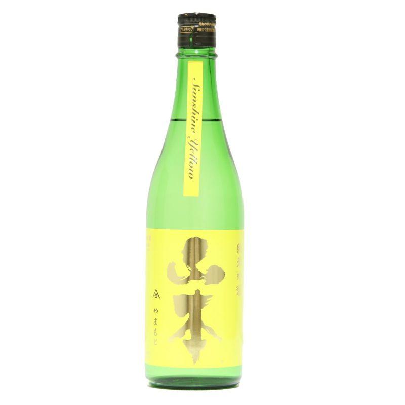 白瀑 山本 純米吟醸 サンシャインイエロー