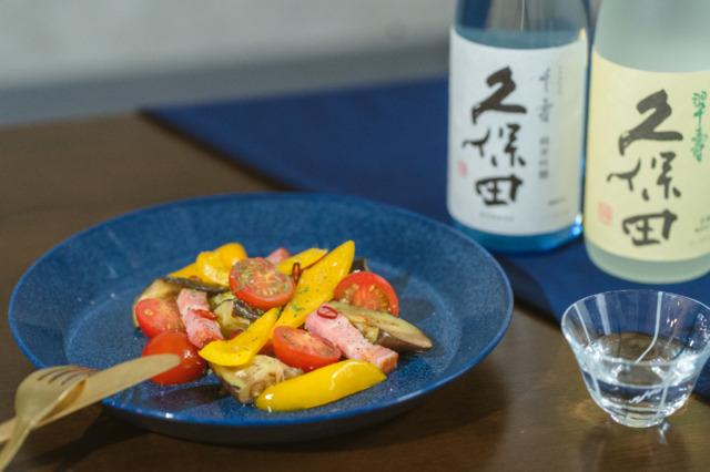 【KUBOTAYA】野菜ソムリエいけごま監修!夏野菜と夏酒で暑さを乗り越える