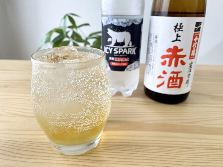 赤酒ソーダ