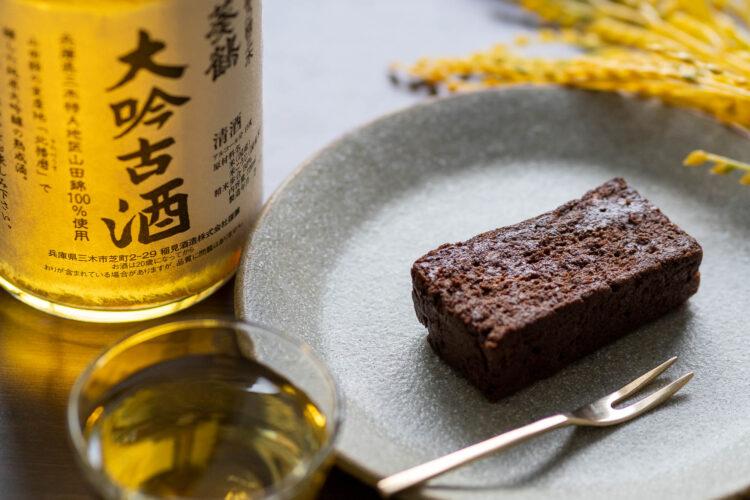 日本酒ガトーショコラが初のポップアップストアで大阪なんばマルイに期間限定出店。