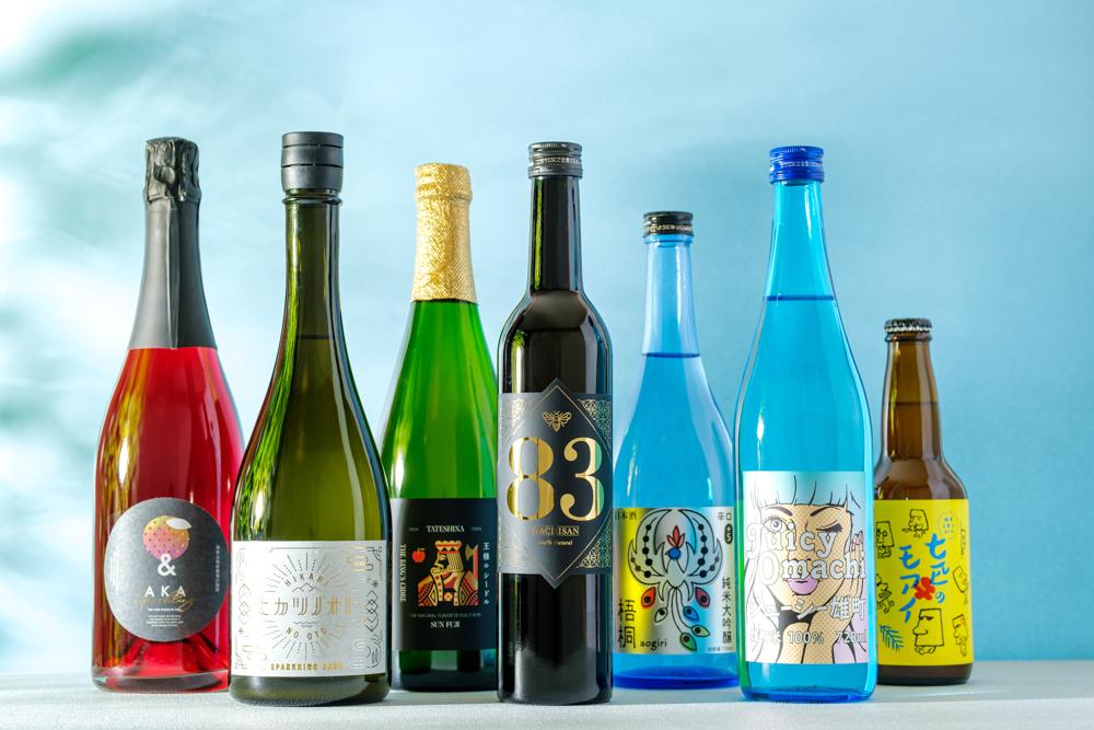 【MAX40%OFF】夏季限定酒が30種類以上登場。夏を彩るスパークリング酒が主役の夏限定企画