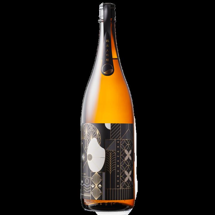『車坂 純米大吟醸酒』をリニューアル発売〜幾何学ラベルで酒と食のイメージを豊かに〜