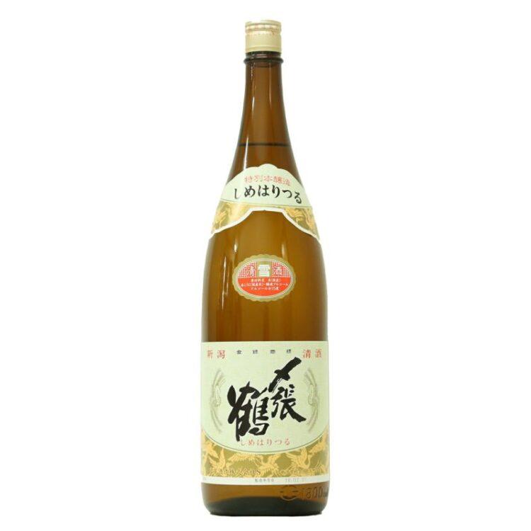 〆張鶴 雪 特別本醸造酒