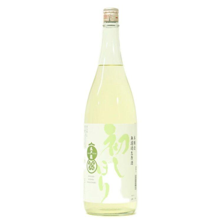 木戸泉 初しぼり 本醸造 無濾過生原酒