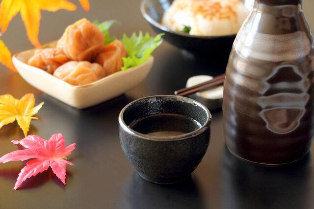 秋の日本酒
