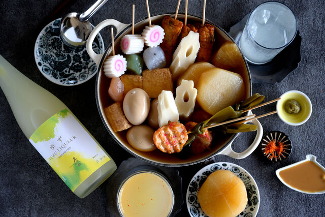 【KUBOTAYA】おうちで簡単!本格お鍋レシピ|白だしおでん