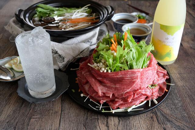 【KUBOTAYA】おうちで簡単!本格お鍋レシピ|牛しゃぶ