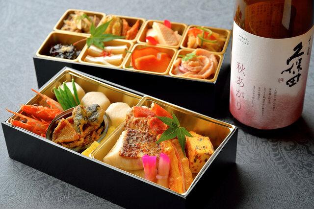 【KUBOTAYA】高級料亭の味を自宅で!日本酒と味わうホテル椿山荘東京のテイクアウト